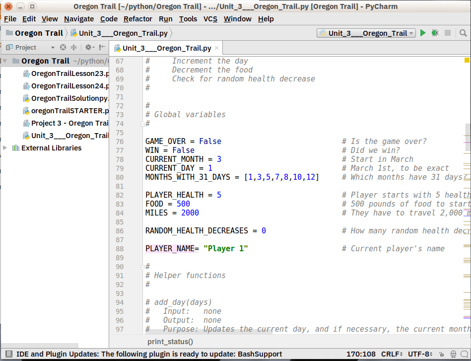 PyCharm IDE для Python
