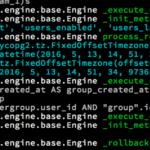 Примеры логирования с Python Logging