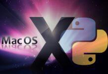Как скачать и установить Python на Mac OC X