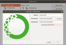 Установка Anaconda в ОС Linux