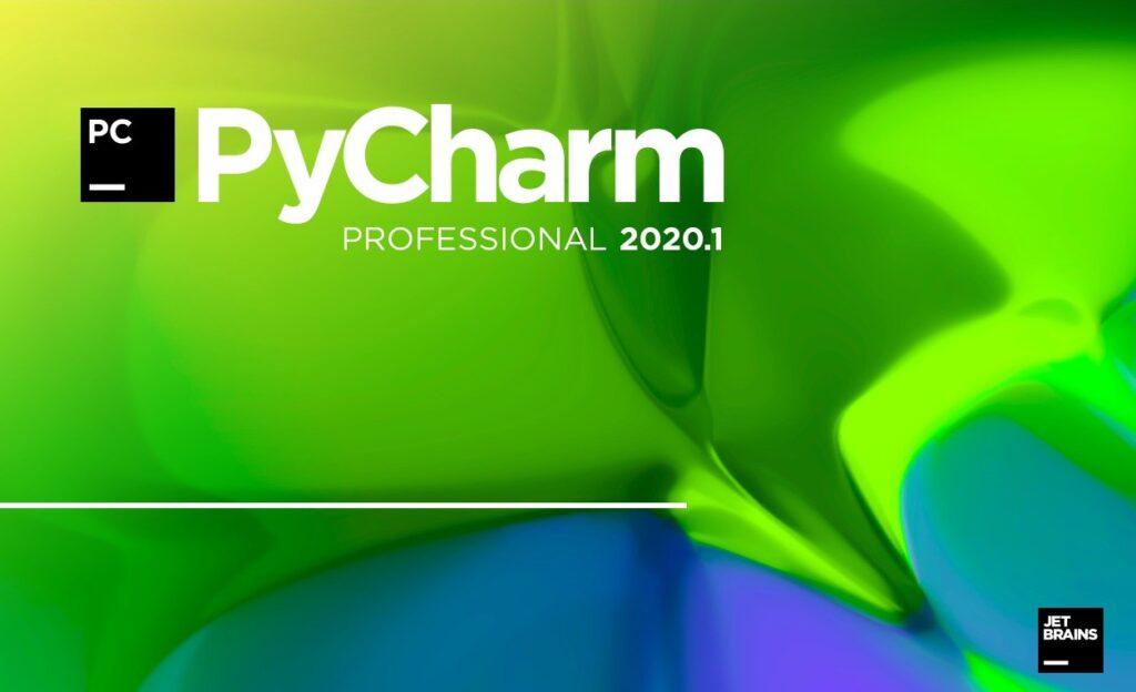PyCharm лидер рынка с языком программирования Python в 2020 году