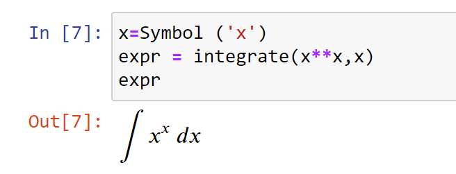 Символьные вычисления в SymPy