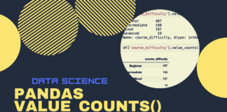 Функция Pandas value_counts() — количество каждого значения в колонке