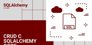 CRUD-операции с помощью SQLAlchemy Core