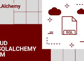 CRUD-операции в SQLAlchemy ORM