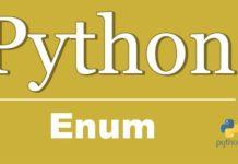 Enum в Python