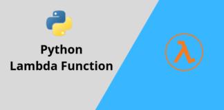 Лямбда-функции и анонимные функции в Python